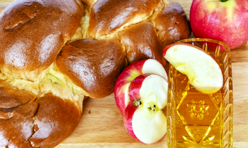 Jewish New Years recipes and inspiration