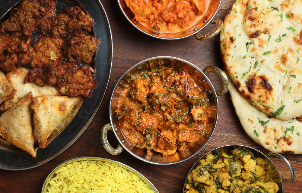 Indian Food Application