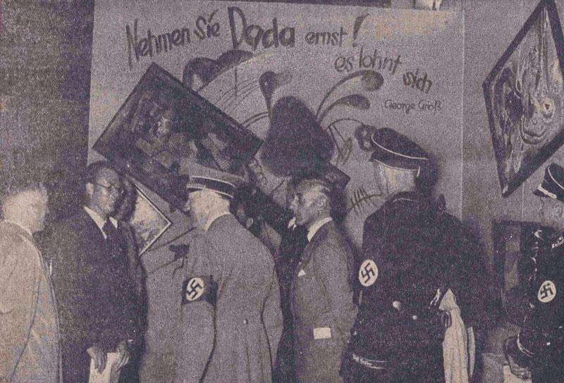 Hitlers Kunst