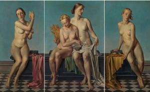 Sanctioned vs. Degenerate Art