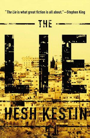 The Lie by Hesh Kestin cover
