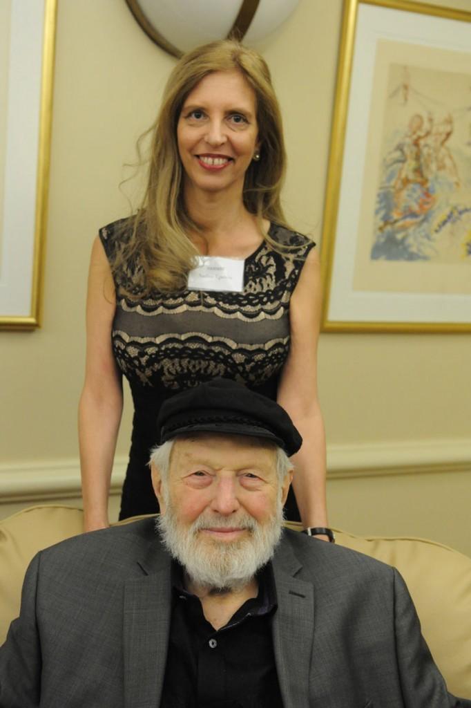 Theo Bikel Gala with Nadine Epstein