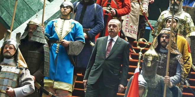 The New Sultan of Turkey