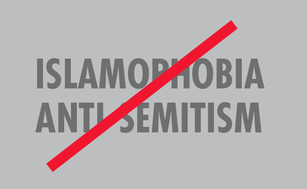 Islamophobia Anti Semitism