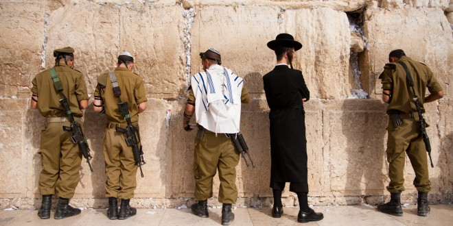 Opinion // The Great Haredi Cop-out