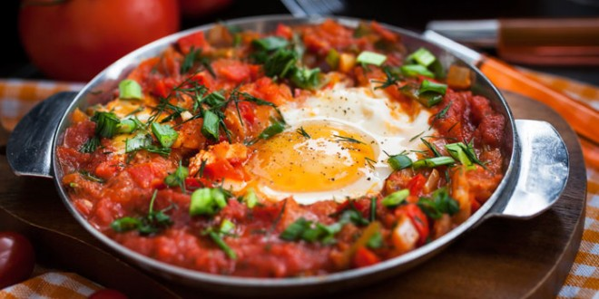 Talk of the Table // Shakshuka