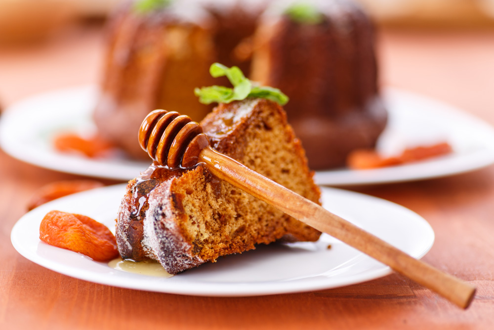 Jewish honey Cake for Rosh HaShana