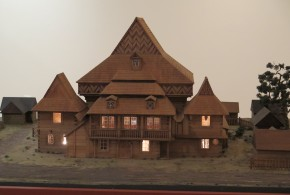 """Synagogues to Scale: """"Modeling the Synagogue"""" at Yeshiva University Museum"""