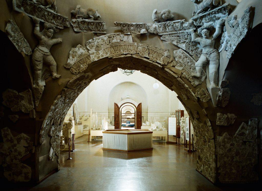 The Rockefeller Museum in Jerusalem, designed by Austen St. Barbe Harrison. Credit: Florian Prischl / Flickr