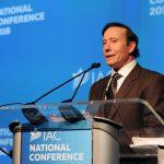 IAC chairman Adam Milstein. Credit: Peter Halmagyi