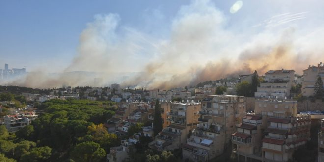 Israel's Other Fires