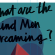 Book Review // What are the Blind Men Dreaming?