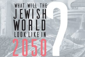 What Will The Jewish World Look Like In 2050?