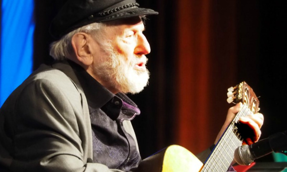 Moment Zoominar: Stories and Songs of Theodore Bikel with Aimee Ginsburg Bikel