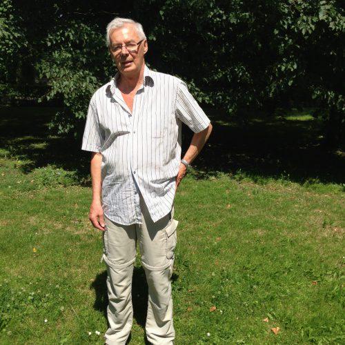 Jan Maciej Rembiszewski is a retired zoo director.
