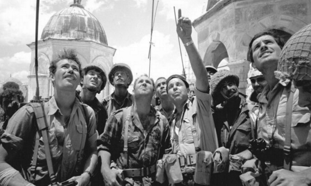 Tell Us: What Do You Remember About the Six-Day War?