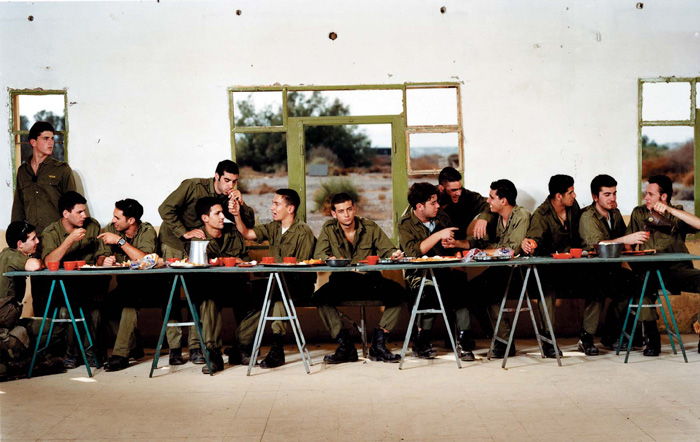 Untitled photo known as The Last Supper