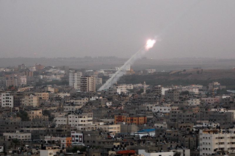 Palestinian rockets