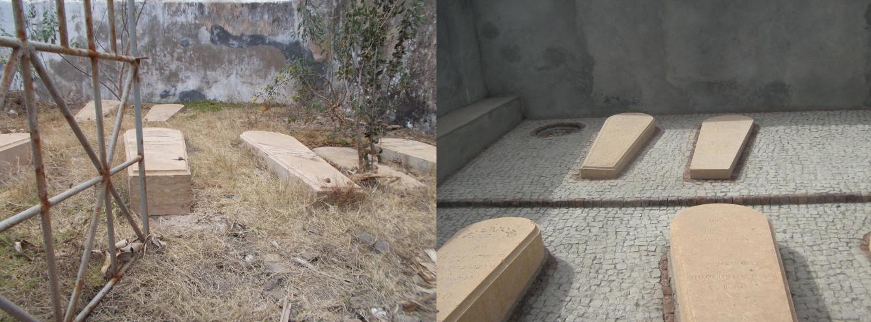 Ponto do Sol Cemetery