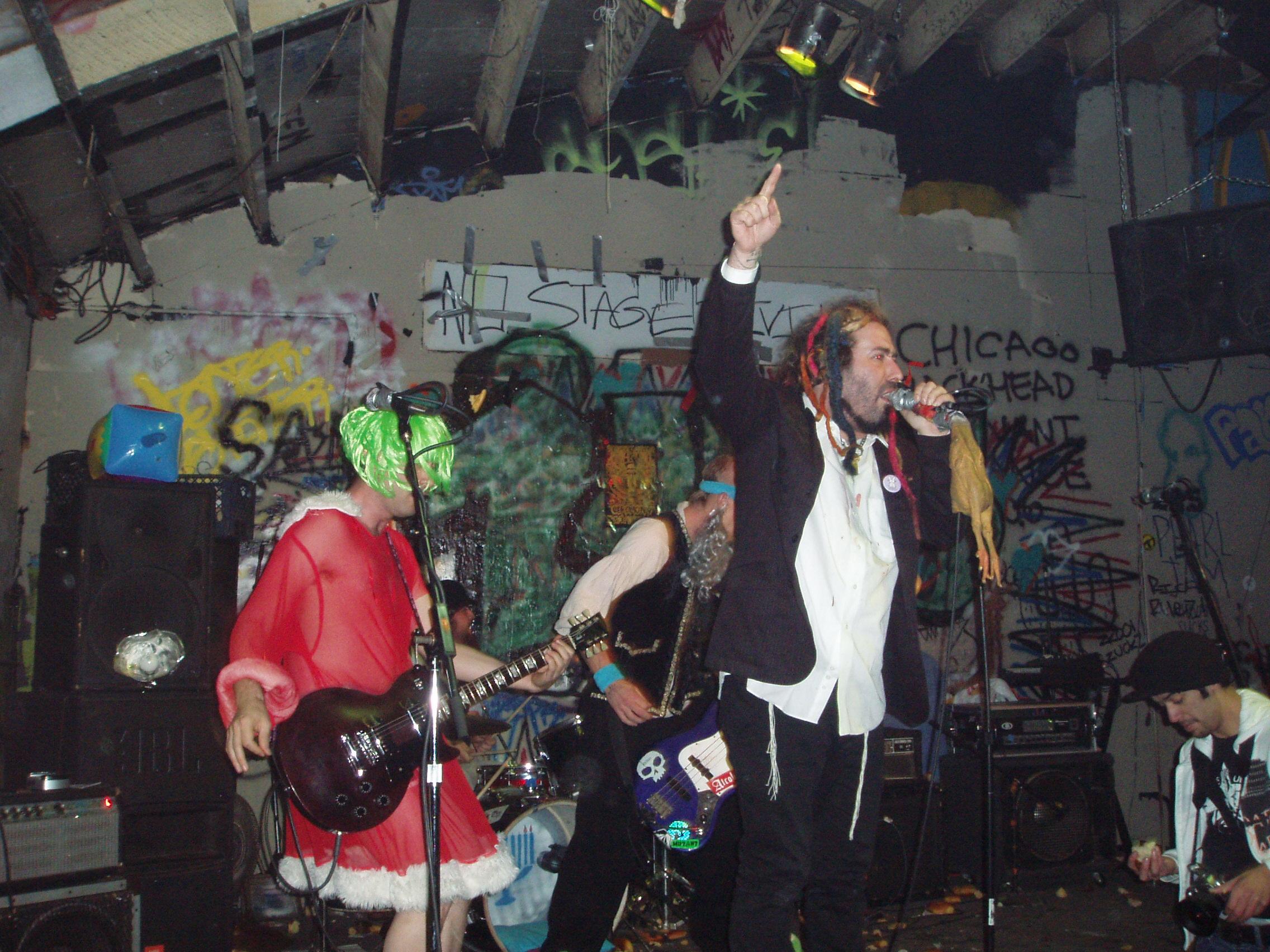 Yidcore at 924 Gilman Street