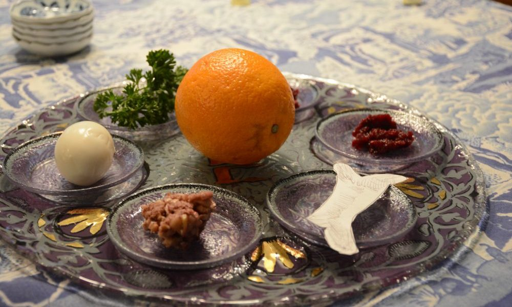 Invite people of other faiths to join your seder