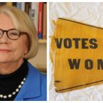 Moment Zoominar: Jewish Leaders in Women's Fight for the Vote with Ann Lewis