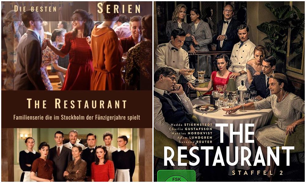 The Restaurant Poster