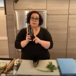 Moment Zoominar: Cooking with Chef Vered Guttman
