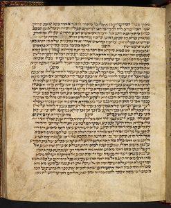 Babylonian Talmud.