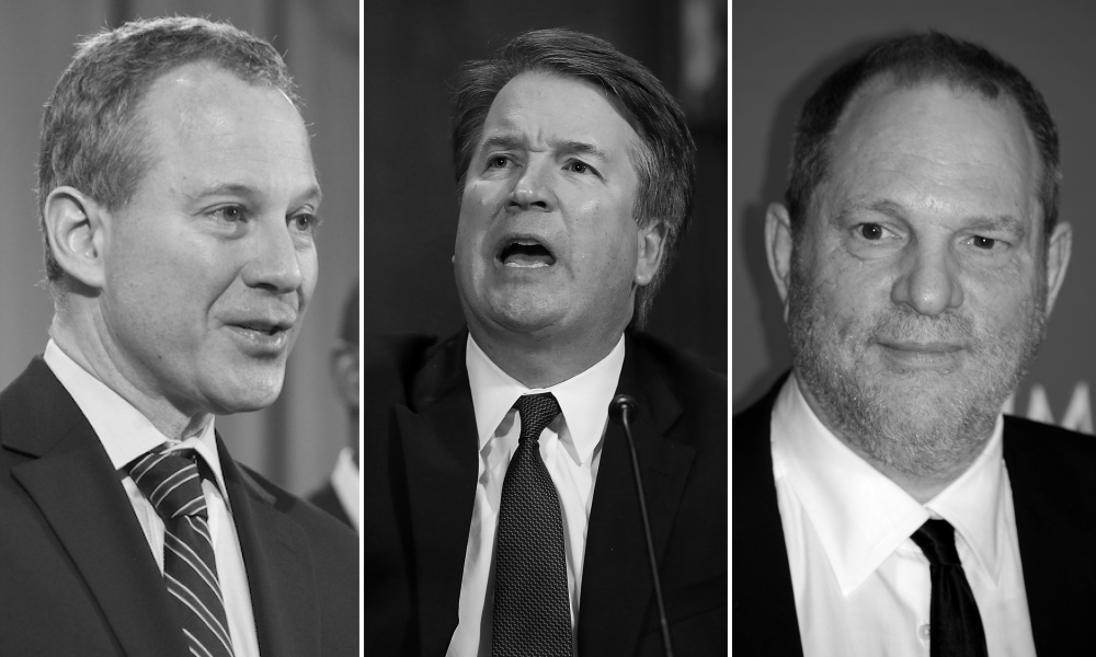 Debra Katz took on a series of sexual harassment cases against high-profile men, including Eric Schneiderman, Brett Kavanaugh and Harvey Weinstein.
