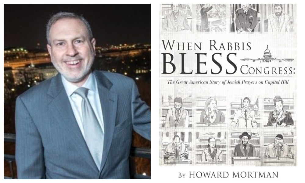 Moment Zoominar: When Rabbis Bless Congress with C-SPAN's Howard Mortman