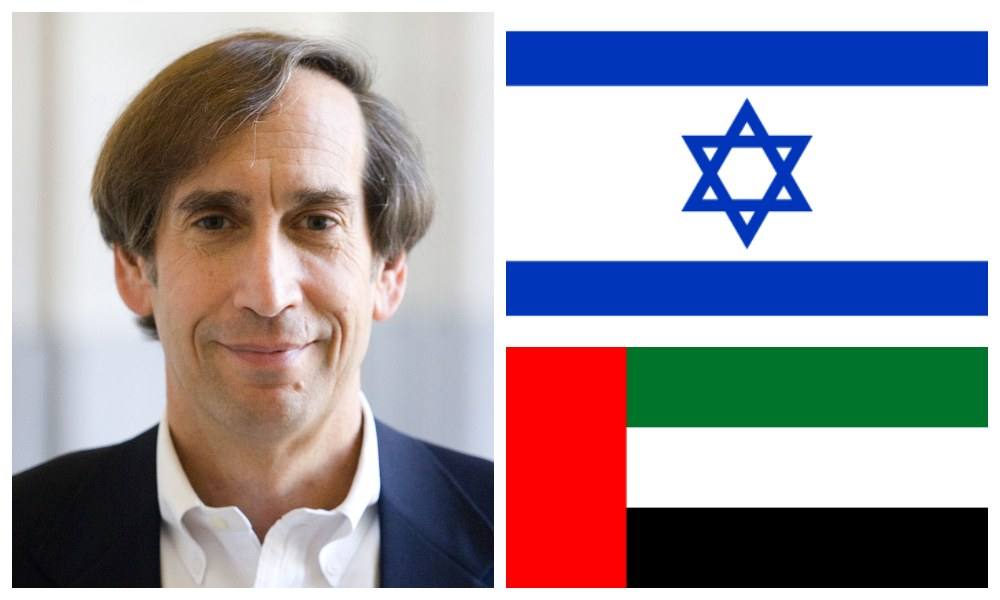 Moment Zoominar: Israel and the UAE with former Middle East peace negotiator Aaron David Miller