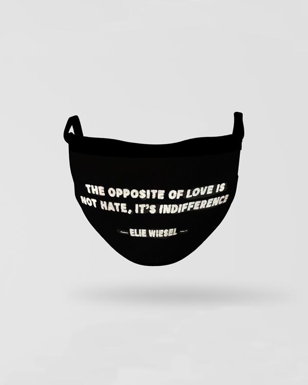 Elie WIesel Mask