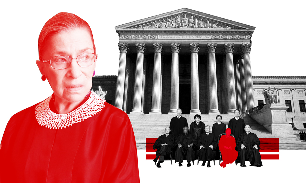 American Jews Largely Support a Liberal Replacement for RBG