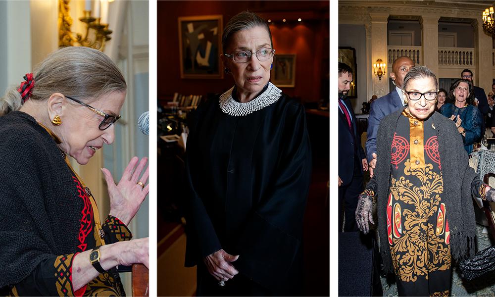 Remembering Ruth Bader Ginsburg