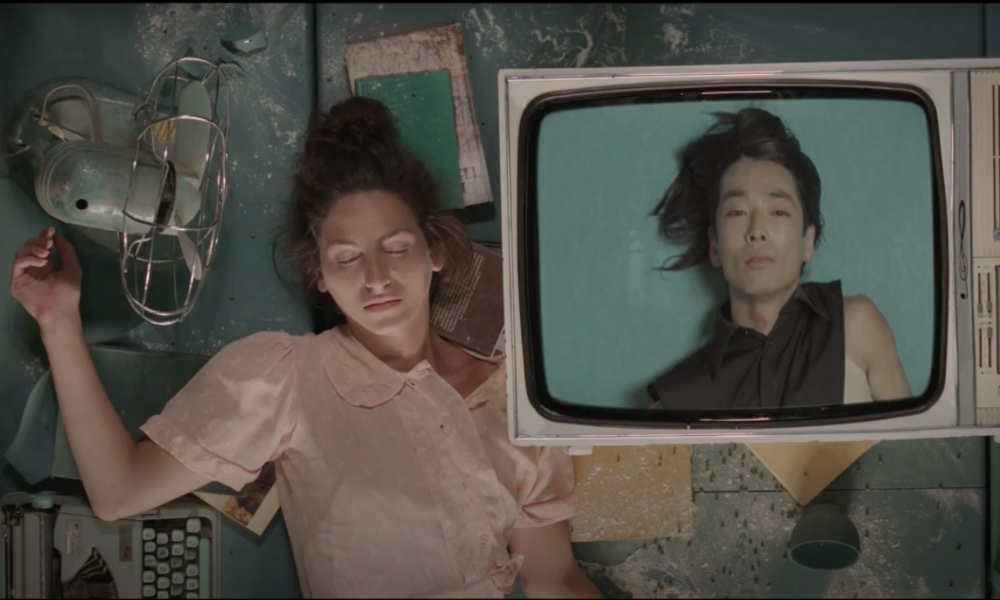 """Outside"" Israeli movie by Etgar Keret and Inbal Pinto"