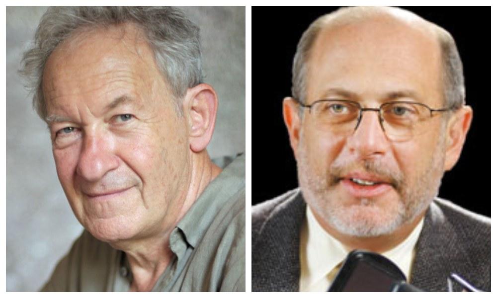 Moment Zoominar: A Wide-Open Conversation with Historian Simon Schama and Journalist Robert Siegel