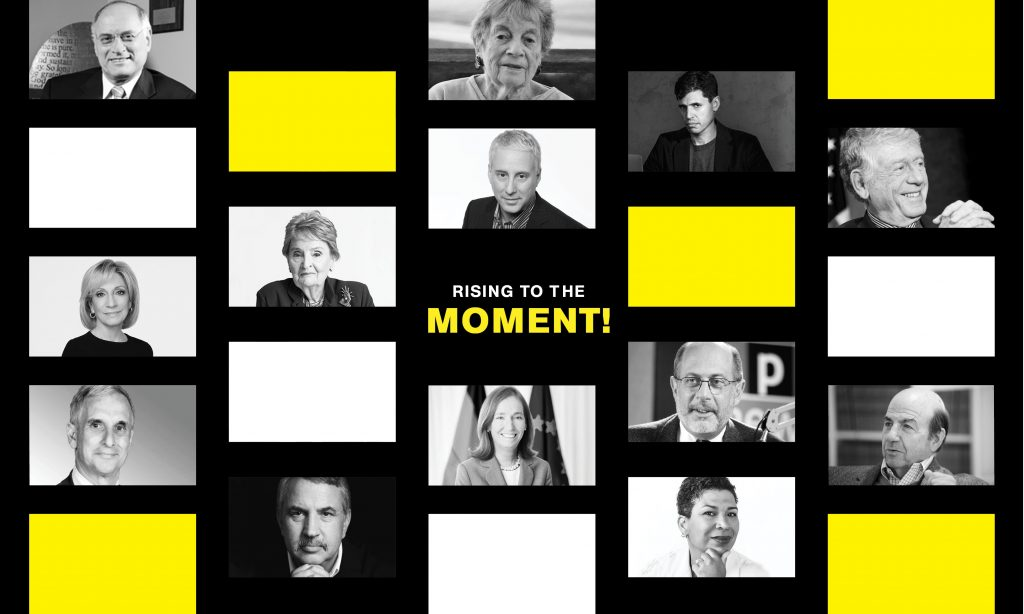 Moment Magazine Gala Honorees and Guest Speakers