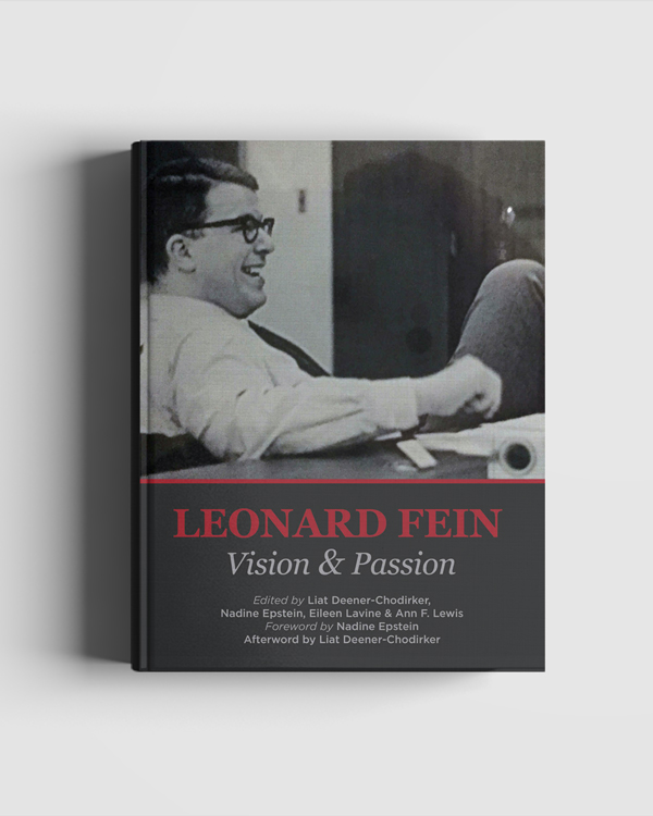 Leonard Fein kindle e-book