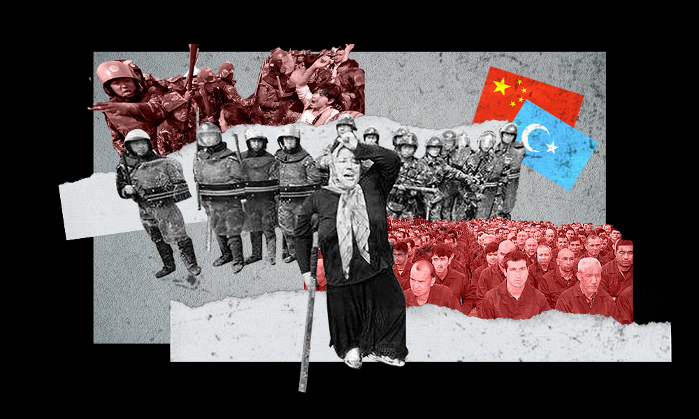 Evidence for mass atrocities targeting the Uighurs