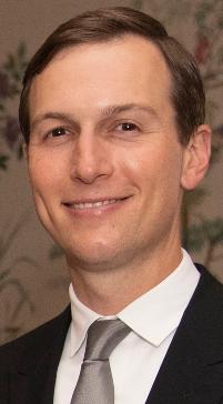 Jared Kushner, well known jewish white house adviser