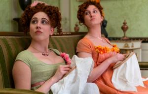 The Featherington Sisters