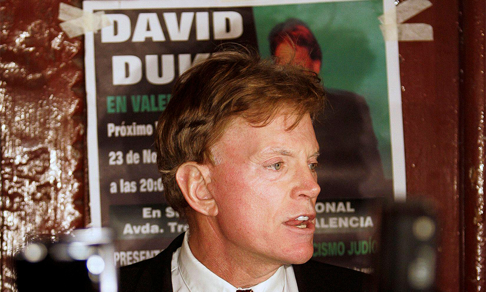 David Duke Cover photo