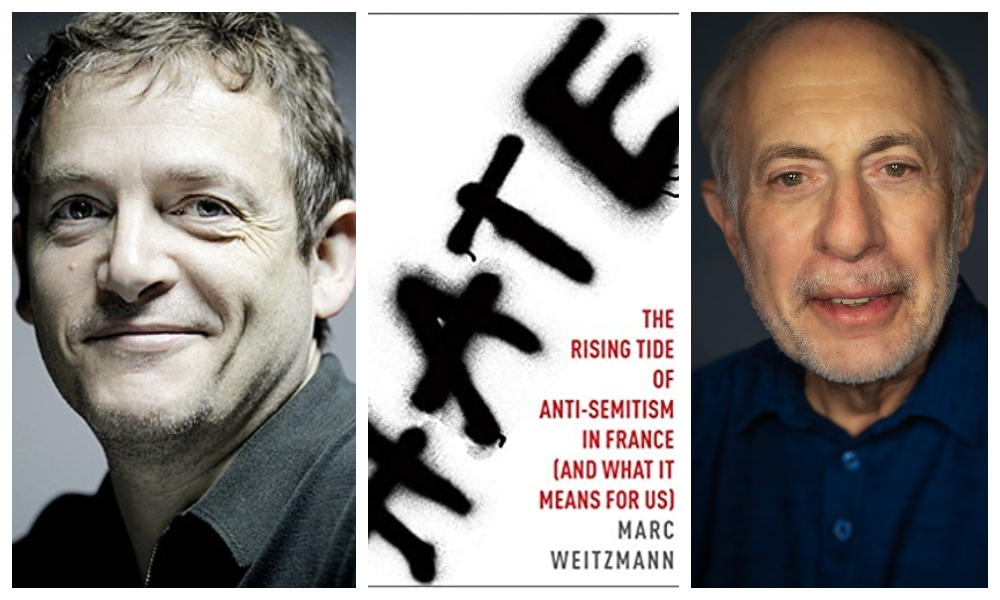Moment Zoominar: The Rise of Anti Semitism in France with French Journalist Marc Weitzmann and Robert Siegel