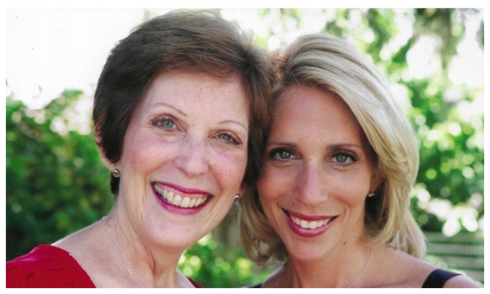 """What it Takes to Grow a """"Badass Woman"""" Journalist with CNN's Dana Bash and her mother Francie Weinman Schwartz"""