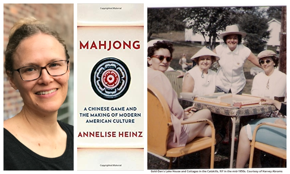 Moment Zoominar: Crack, Bam, Dot: The Sounds and Stories of Mahjong with Author Annelise Heinz and Moment Deputy Editor Sarah Breger