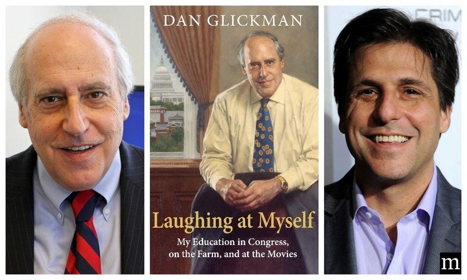Dan and Jonathan Glickman Dan Glickman Zoominar image