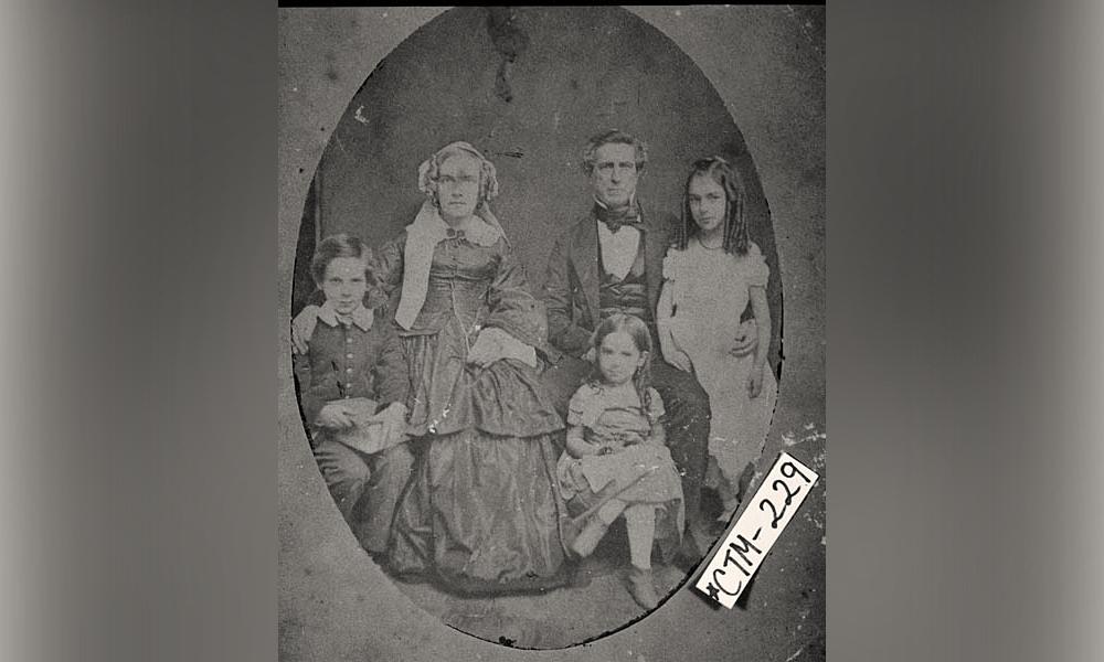 Solomon cohen family