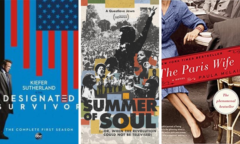 Staff Picks: Hunters, Hemingway and Harlem