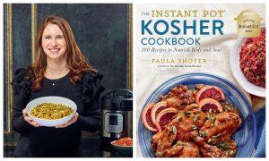 Paula Shoyer and The Instant Pot Kosher Cookbook